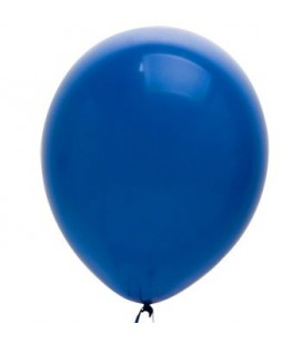 10 Royal Blue Balloons