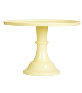 Yellow Large Cake Stand