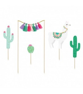 Cake Toppers Lama