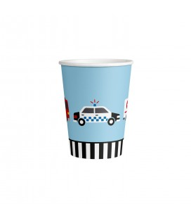 On the Road Paper Cups
