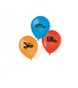 On the Road Latex Balloons