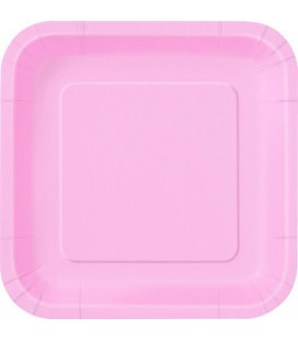 16 Pink Small Plates