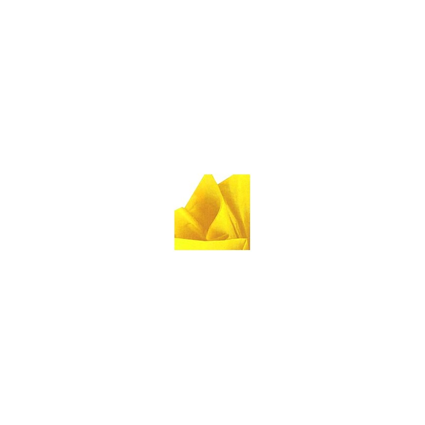 Yellow Tissue Gift Sheets