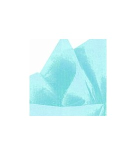 Turquoise Tissue Gift Sheets