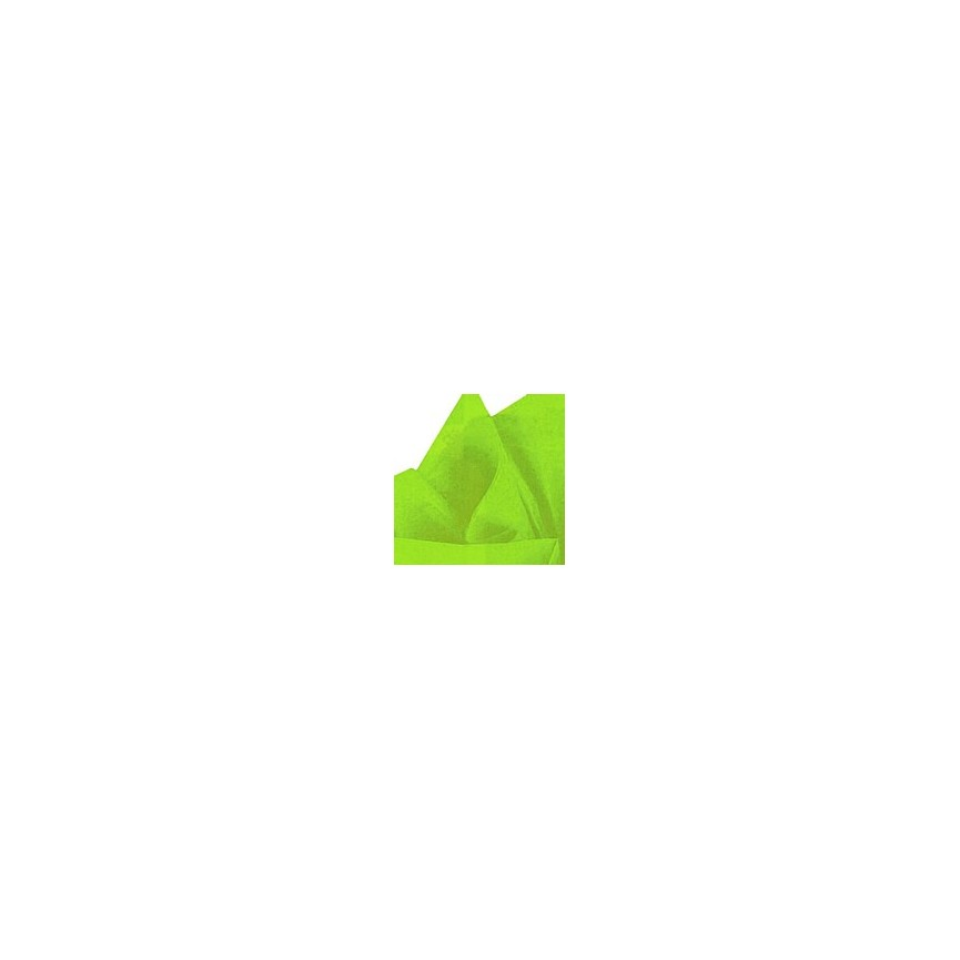 Lime Tissue Gift Sheets