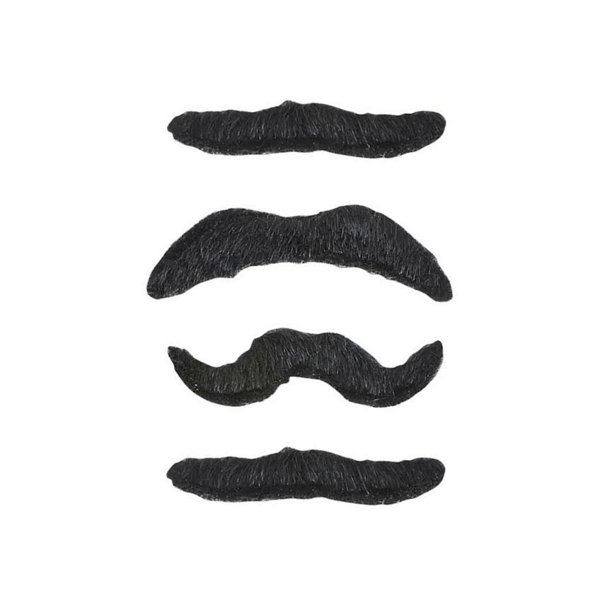 4 Mustaches