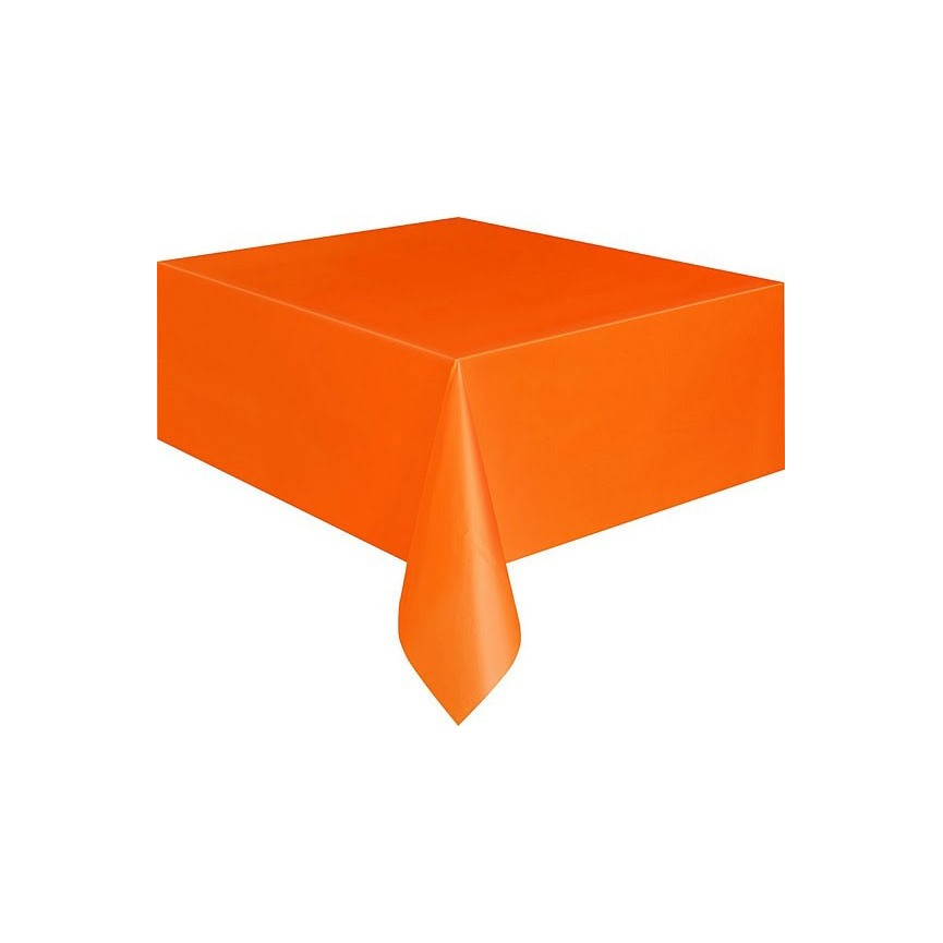 Orange Tablecover