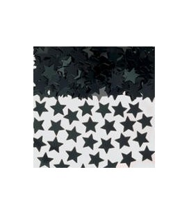 Black Star Confettis