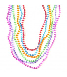 6 Beaded Necklaces