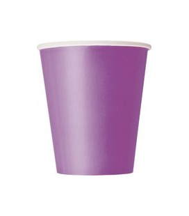 14 Pretty Purple Cups