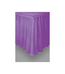 Pretty Purple Tableskirt