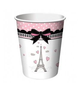 Gobelets Paris Chic