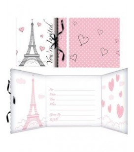 Paris Chic Invitations