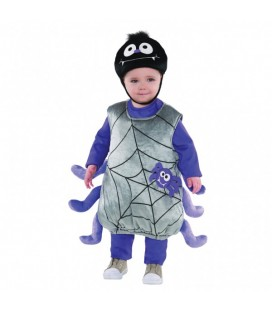 Itsy Bitsy Spider Costume 1-2 years