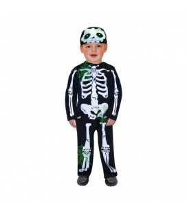 Toddler Skeleton Costume 1-2 years