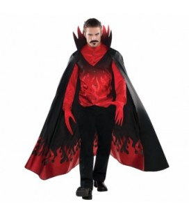 Adults Diablo Devil Costume - Standard/M Size