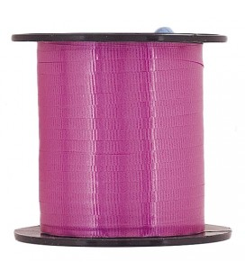 Magenta Curling Ribbon