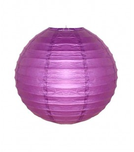 Pretty Purple Lantern