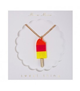 Collier Glace