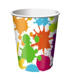 Art Party Cups