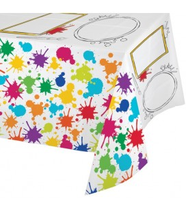 Art Party Tablecover