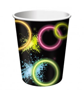 Becher Glow Party