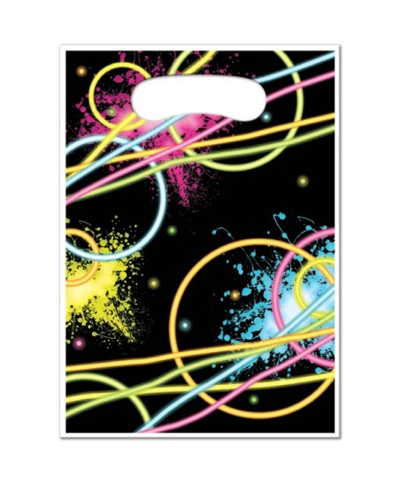 Glow Party Treat Bags