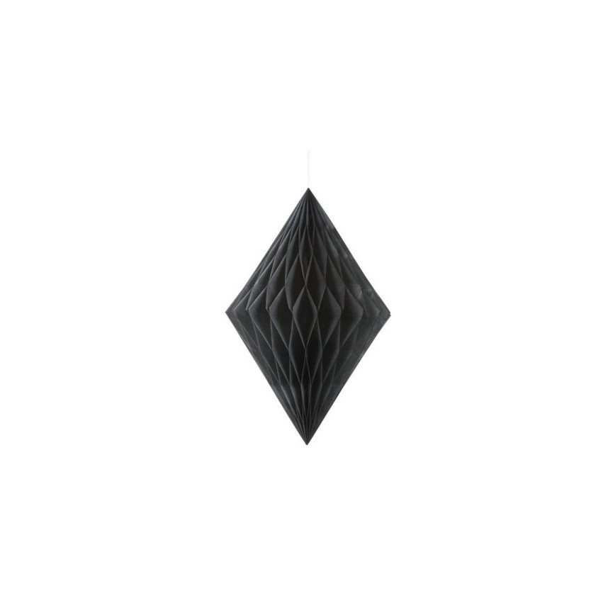 Black Honeycomb Diamond