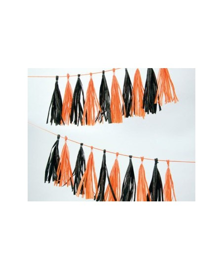 Pompons Halloween No Hassle Tassel