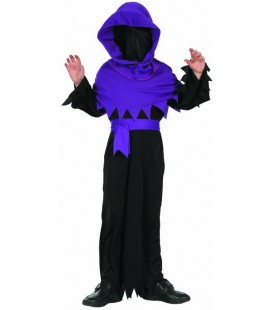 Master of Shadows costume Purple 5-6 years
