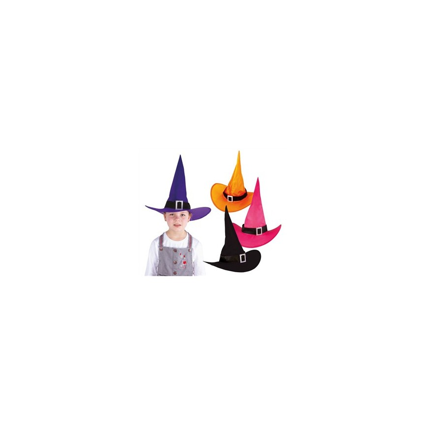 1 Witch Hat for children