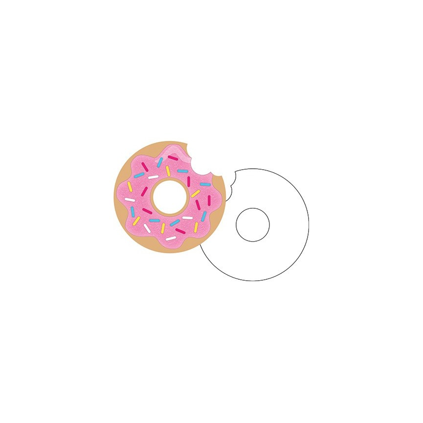 Donut Party Invitations
