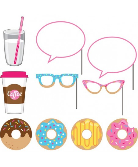 Donut Party Photo Booth