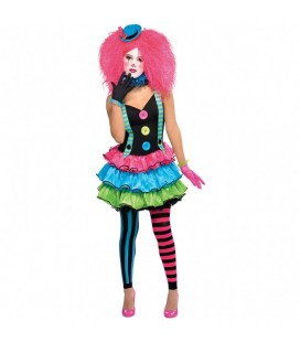 Cool Clown Costume
