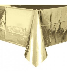 Gold Foil Tablecover