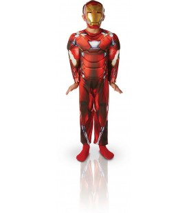 Déguisement luxe Iron Man civil War