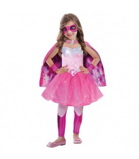 Barbie Super Power Princess Kids Costume