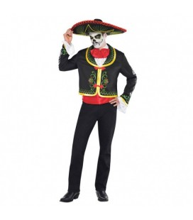 Day of the Dead Senor Costume
