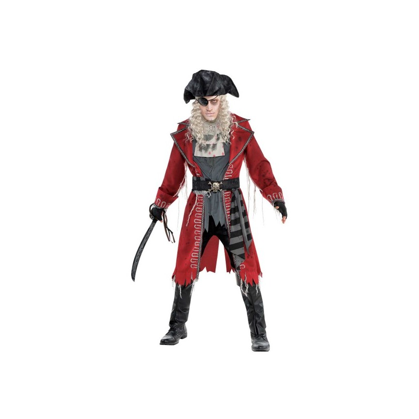 Zombie Pirate Captain
