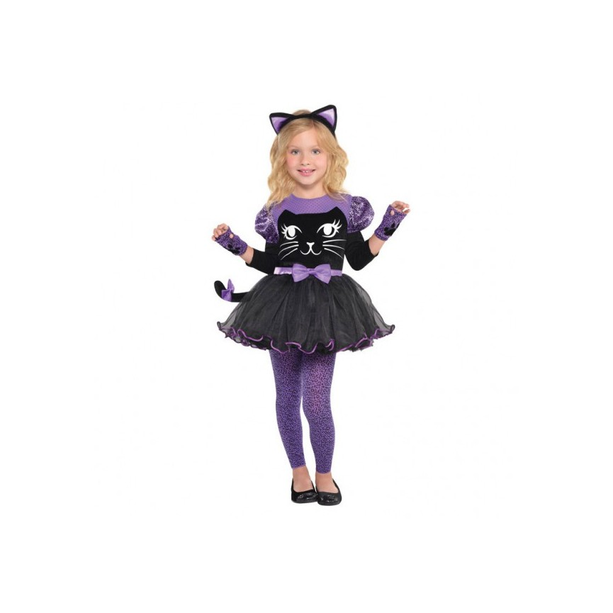 Miss Meow Costume
