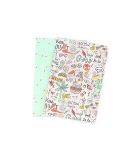 2 Magical Summer Notebooks
