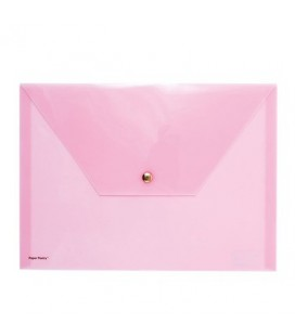 Pink Document Folder