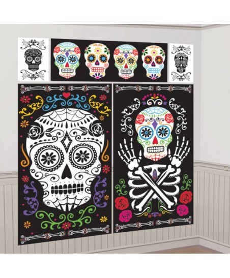 Halloween Plakate Day of the Dead