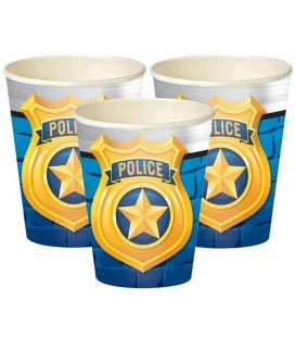 Police Party Becher