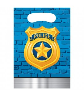 Police Party Gift Bags