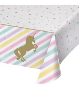 Nappe de table Licorne Scintillante