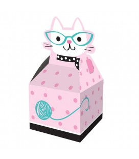 Cat Party Treat Boxes