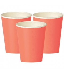 14 CORAL CUPS