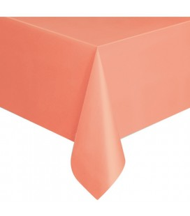 CORAL TABLECOVER
