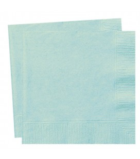 20 MINT LUNCH NAPKINS
